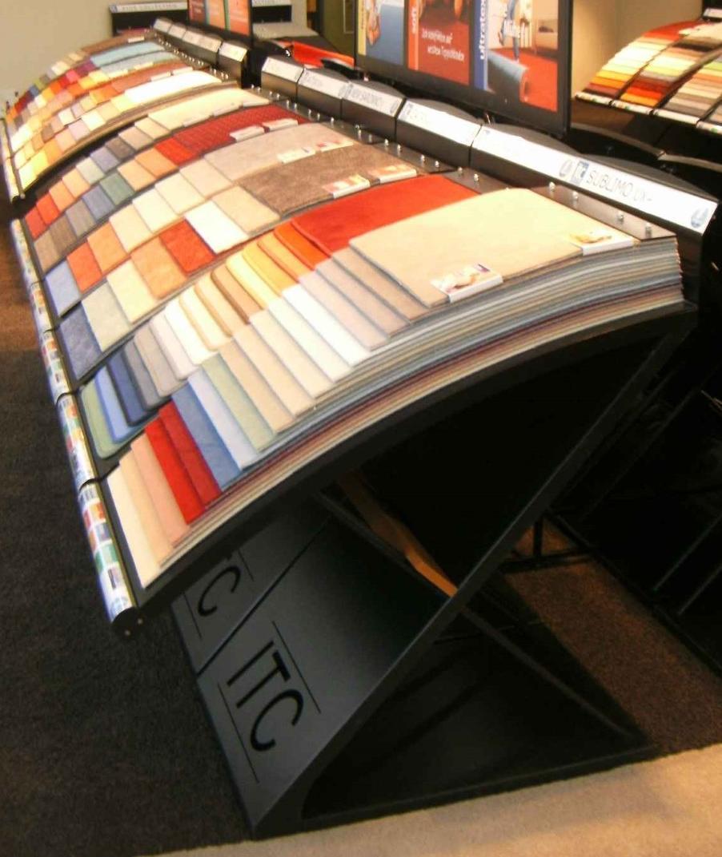 Tapijt display